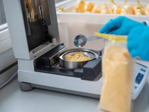 Researching egg yolk powder